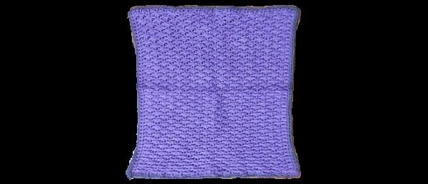 Wash Cloth – Purple